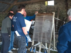 A TLC Lime Plastering course